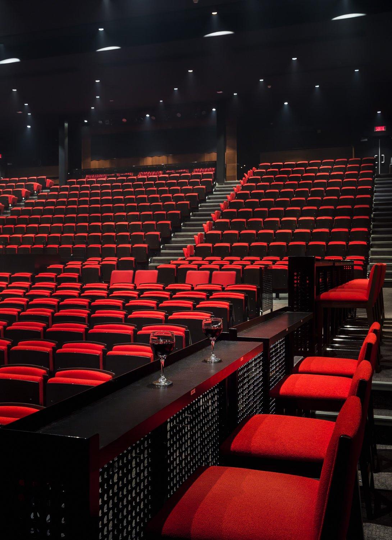 Salle Andre Mathieu Comotion